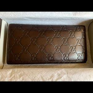 Gucci Breast Wallet